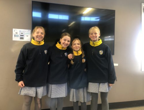 Year 7/8 Debate Team advances to National Semi-Finals
