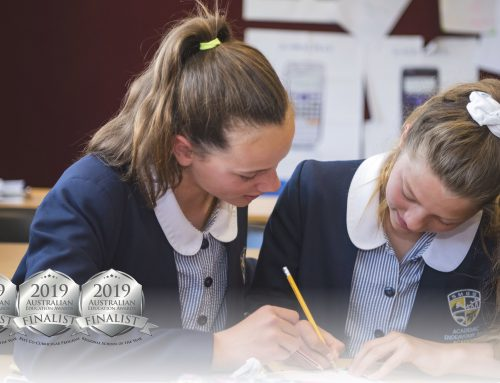 SMGS National Finalist in three categories at the recent Australian Education Awards