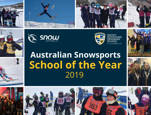 SMGS Announced as Australian Snowsports School of the Year at the 2019 Community Sport Awards