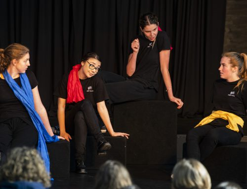 SMGS HSC Drama Group Presentation nominated for the 2020 showcase, OnSTAGE