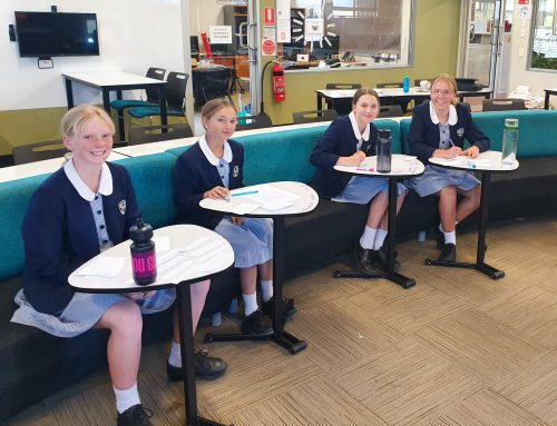 Year 7/8 Virtual Debate Team Finish Third in Australia!