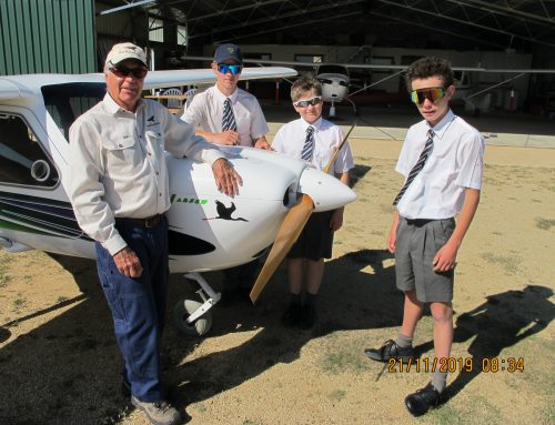 Highlights from the SMGS 2019 Aviation Program