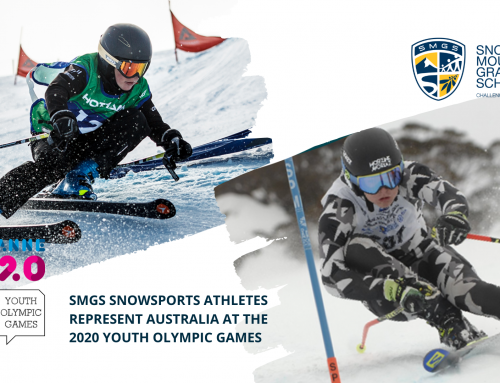 SMGS Snowsports Athletes represent Australia at the 2020 Youth Olympic Games