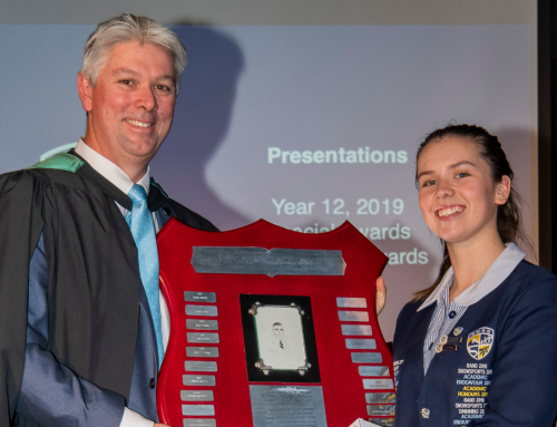 Congratulations Year 12 – Class of 2019