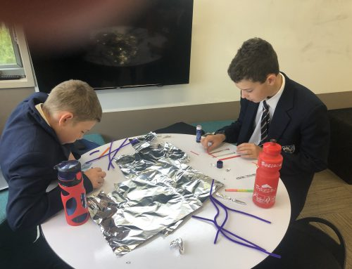 Year 7 STEM Friction Challenge