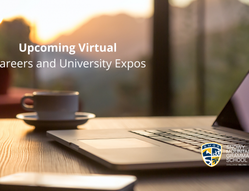 Upcoming Virtual Careers and University Expos
