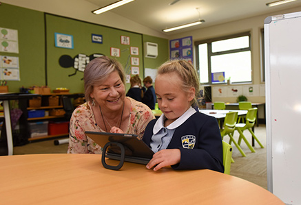 SMGS Junior School Educational Support