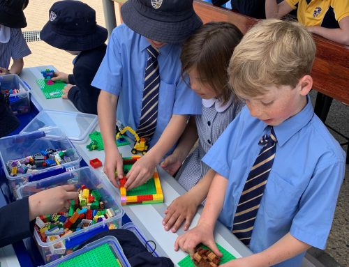 Passive Play activity added to Junior School recess options
