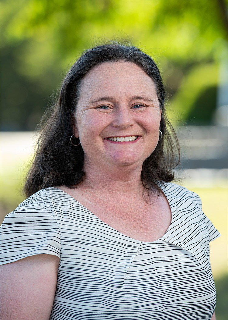 SMGS Head of Faculty – Human Society & It's Environment, Susan Plum