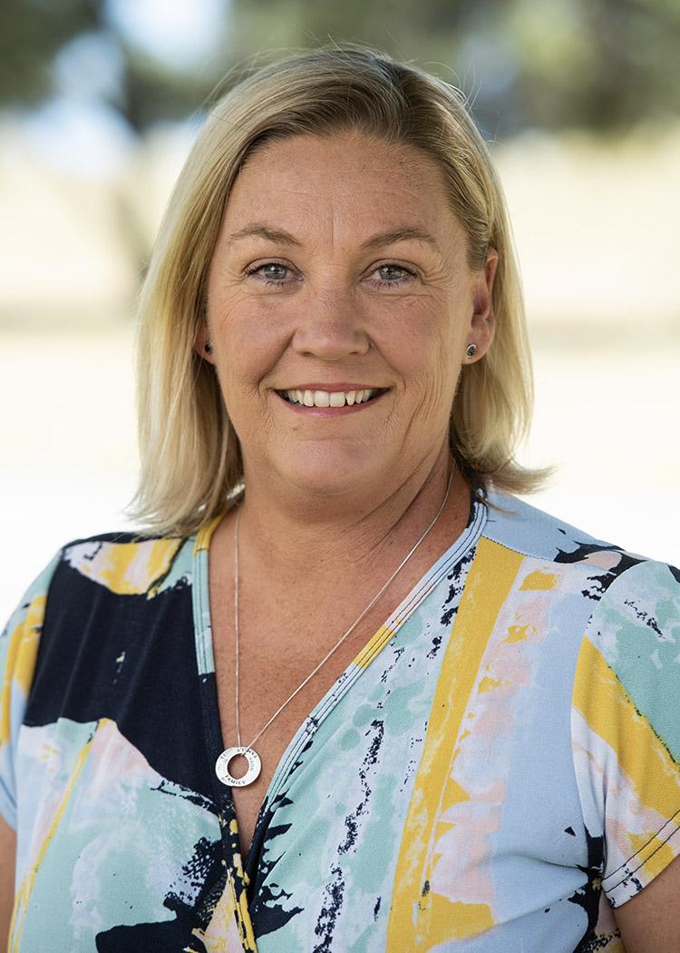 SMGS Head of Senior School, Kelli Wilson