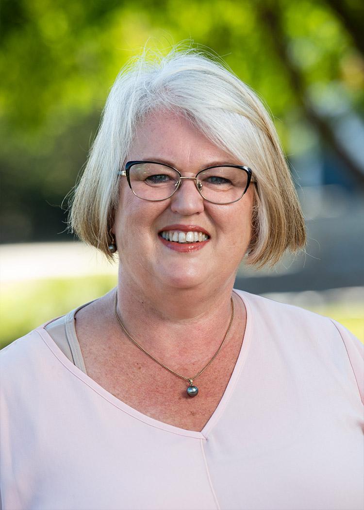 SMGS Head of Boarding, Julie Wright