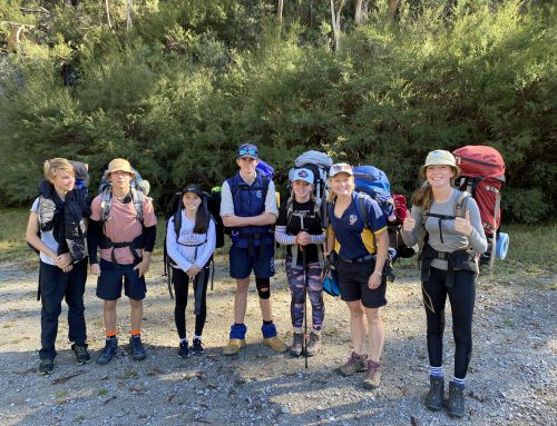 SMGS Duke of Edinburgh's Award Term 1 Adventurous Journey