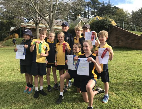Outstanding results and Personal Bests at the 2021 HICES Cross Country Championships