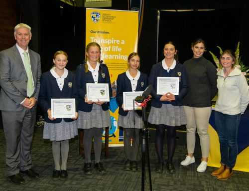 Maria Kisich Public Speaking Competition 2021