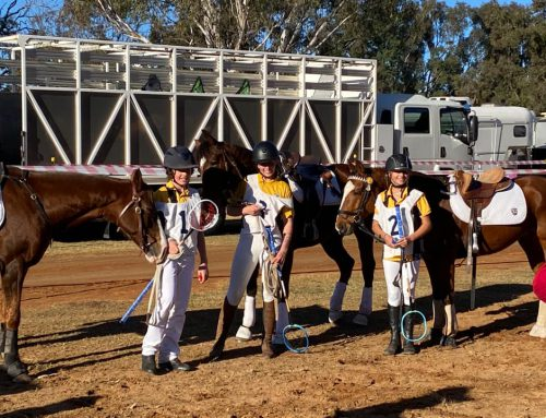 SMGS Equestrian Team Shines at North West Equestrian Expo 2021