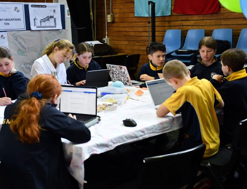 Write a Book in a Day Competition provides Real-World Learning Opportunities