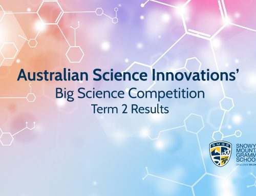 Students Achieve Fantastic Results in Term 2 Big Science Competition