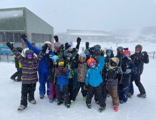 First Day of 2021 Wednesday Snowsports