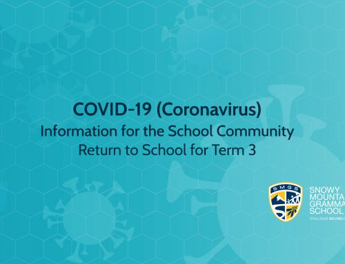 Information on COVID-19 and Return to School for Term 3