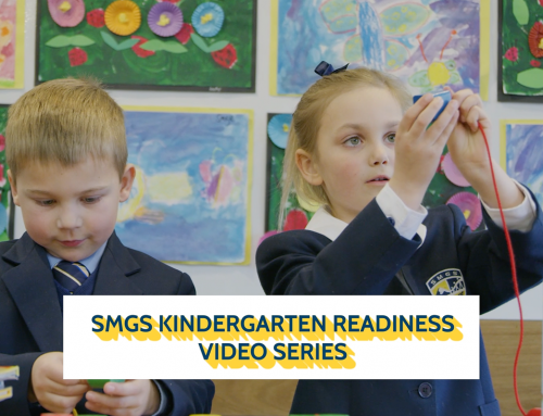 SMGS Launches Kindergarten Readiness Video Series